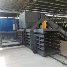 山东瑞一卧式废纸箱打包机生产厂家