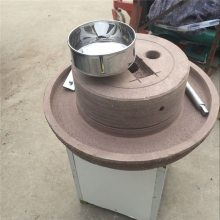 火锅店用芝麻酱石磨 宏瑞牌传统石磨芝麻酱机 豆浆机