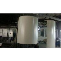 广州市商场室内圆形铝单板-艺术造型圆柱厂家报价