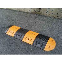 橡胶减速带,下坡减速设备,道路交通管理减速带生产厂家