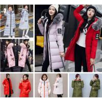 便宜女士棉服韩版羽绒外套杂款棉衣批发女装棉服清货