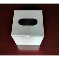 304不锈钢做工精致正方体台面抽纸巾盒 佳悦鑫品牌餐桌上用 厂家直销批发包运费