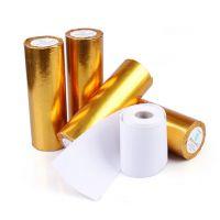 1.2丝超市包装收银纸专用收银膜 金属镀铝PET