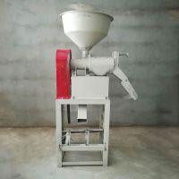 小型碾米机小米去皮机谷物脱壳机 自动碾米机