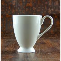 达美欧式咖啡杯 日用骨瓷水杯子定制 创意高脚马克杯 牛奶杯礼品广告