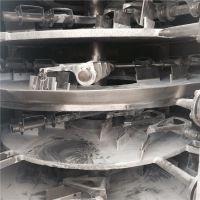 PLG系列盘式连续干燥机粉体物料连续干燥机鲁干牌