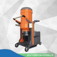 工业除尘设备 普惠环保工业除尘器 连续套袋型吸尘器