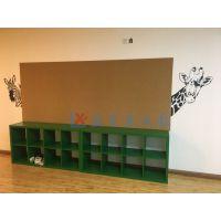 佛山挂式水松板G中山彩色软木板G幼儿园作品展示墙