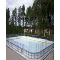 冰球场围挡 聚乙烯PE围挡 高分子聚乙烯围挡 生产厂家