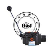 DMT、DMG系列手动换向阀D4(D5)-10-2B台湾康百世KOMPASS