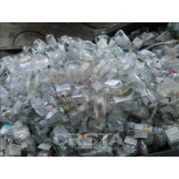 供应医疗PP塑料瓶再生设备 医疗瓶粉碎清洗生产线ZP700