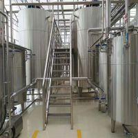 食品饮料果酒发酵设备高校果酒实训实验生产线小型自酿果酒设备