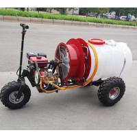 四轮车拖拉机后悬挂打药机 皮带式拖拉机喷雾器