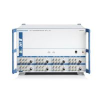 租售、回收罗德与施瓦茨ZVT8/ZVT20 矢量网络分析仪