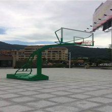 厂家直销盐田圆管篮球架_盐田移动篮球架价格_篮球架厂家