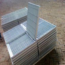 钢格板厂家现货供应热镀锌钢格板 平台踏步钢格板 钢格网厂生产