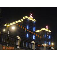 楼宇照明亮化-山西榆次长治最美的楼体亮化|楼宇亮化设计|楼宇照明楼体照明维修|LED亮化预算|建筑亮