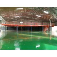 江门货架|搭建钢结构阁楼|槽钢工字钢厂房板房搭建阁楼