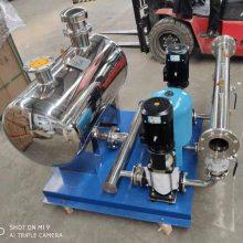 鑫溢 自动运行无负压变频供水设备 原理