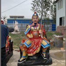 河南云峰佛像雕塑厂供应二十八宿 青龙白虎 朱雀玄武 八大元帅太白金星道教佛像