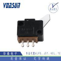 现货供应_ALPS微开关型检测开关SSCTL10400/日本ALPS检测开关代理