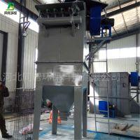 布袋除尘器提高净化效率的途径 同帮环保详情讲述