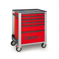 意大利BETA(百塔)6抽屉工具车