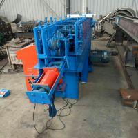 供应管道坡口护圈设备压圈机器河北兴益冷弯机械厂