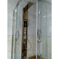 厂家供应希悦即热式电热水器淋浴屏 集成电热水器 智能变频恒温免储水无需预热