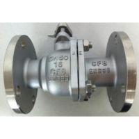 肥城Q41F-16不锈钢法兰球阀Q941F不锈钢电动球阀专业快速