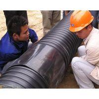 成都HDPE钢塑缠绕管、成都HDPE塑钢缠绕管