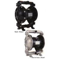QBY3-25A 1寸不锈钢气动双隔膜泵