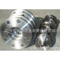 供应南沙船标GB573标准不锈钢PN0.6 DN100法兰,盲板广州市鑫顺管件