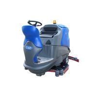 陕西哪里卖驾驶式洗地机 威卓驾驶式高性能洗地机X9