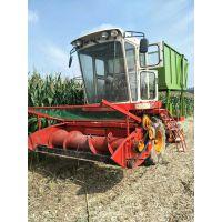 山东菏泽 供应鲜玉米秸秆青贮机 高粱收割机 牧草粉碎机价格