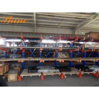 管材式悬臂货架具体操作步骤与实用性