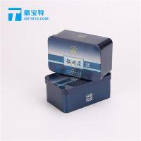 江西邵林绿茶包装马口铁盒贵州红茶铁罐包装医药保健食品金属铁罐定制厂家