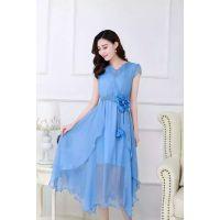 琦丽莎18夏慕芭莎18夏武汉大码品牌女装一手货源分份批发订货联系15202721053