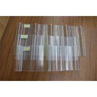 型透明波浪瓦 塑料透明瓦采光瓦 阻燃型采光板阳光板