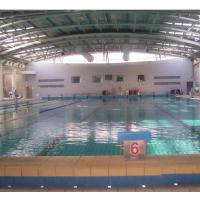 怎样防止游泳池池底瓷砖漏水?