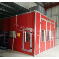 广州强鑫QX500B经济型喷烤房 汽车烤漆房专业定做 全国发货包安装
