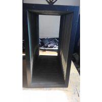 进口耐高温不燃风琴防护罩 数控龙门机床钢板防护罩 门窗耐磨韧性好风琴防护罩