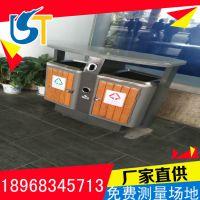 余姚不锈钢垃圾桶价格/街道垃圾箱安装