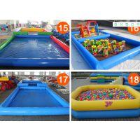 天蓝色PVC夹网沙滩池 沙滩池娱乐休闲通用 儿童钓鱼池厂家现货批发