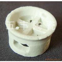 供应陶瓷阶梯环  陶瓷填料