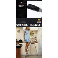 广州腾达梯博士DR.LADDER香港认证轻便铝合金安全家用型扶手铝梯
