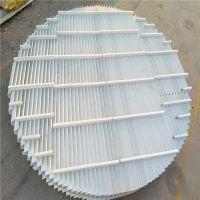 折流板除雾器厂家平板式PP除雾器价钱泰赢公司