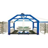 高速gs-yzj-6-4型六梭圆织机( 平面凸轮一体吊带)