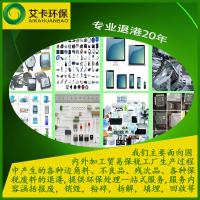 电器退港 香港回收电器 电器退运香港销毁处理