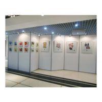 昆明挂画展板出租,书法绘画摄影展布置,八棱柱展板